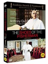 The Shoes of a Fisherman -Region 2 Compatible DVD (UK seller!!!)  Anthony NEW