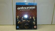Entourage - Series 6 - Complete (Blu-ray, 2010, 3-Disc Set)
