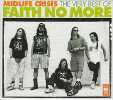 Faith No More - Midlife Crisis (The Very Best of) (2CD) (2010) CD NEW