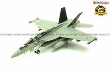 Boeing F/A -18F Super Hornet 2005 US Fighter Aircraft Diecast Model 1/100 No 6