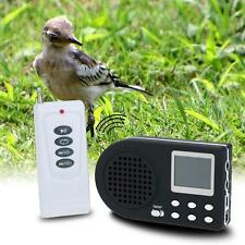 Hunting Decoy Bird Caller Mp3 Sound Loudspeaker Amplifier Remote Control Z2L5