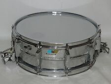 "Vintage 1970s Ludwig Supersensitive 5 x 14"" Snare Drum B/O # 950544"