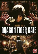 Dragon Tiger Gate 2 Disc Ultimate Edition New and Sealed Original UK Release R2
