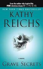 Grave Secrets Reichs, Kathy Mass Market Paperback