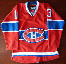 Montreal Canadiens #13 Mike Cammalleri NHL CCM Reebok Authentic Jersey