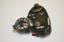 Nikon Coolpix P510 Top Cover Mode Dial Shutter Board Repair Part A0773