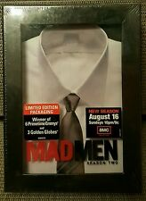 Mad Men - Season 2 (DVD, 2009, 4-Disc Set) - Limited Edition Packaging