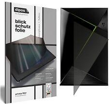 Nvidia Shield TV Blickschutzfolie matt Schutzfolie Folie dipos