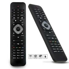 Replacement TV Remote Control for Philips RM-L1128 LCD LED Smart TV Most Models