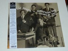 WE THE PEOPLE / AMERICAN ZOO - Visions Of Time (1967-68) / Guerssen /  LP - New