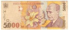 offer old 1996  Romania  5000 Lei!