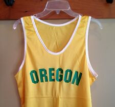 Oregon Track singlet Replica Prefontaine Mens Large Great Runner Birthday Gift