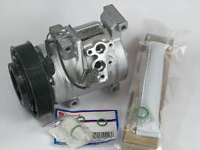 2005-2006 SCION TC GENUINE OEM DENSO USA REMAN. A/C COMPRESSOR KITS W/ WRTY