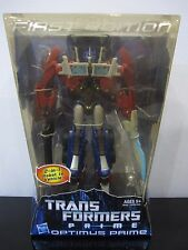 Transformers Prime First Edition Voyager Class Optimus Prime 001 Convoy