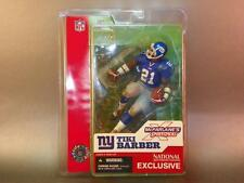 McFarlane NFL Series 6 Exclusive New York Giants TIKI BARBER Chase Sealed NEW!