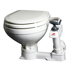 Johnson Pump Compact Manual Toilet