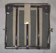 NEW SET OF PANNIER FRAME WITH BAG FOR TRIUMPH NORTON BSA MATCHLESS WD MODELS