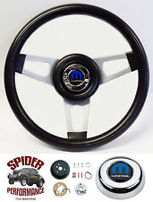 "1974-1987 Ramcharger steering wheel MOPAR 13 3/4"" Grant steering wheel"