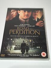 Road to Perdition DVD UK Region 2
