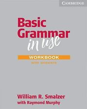 Basic Grammar in Use Workbook with Answers (Grammar in Use)-ExLibrary