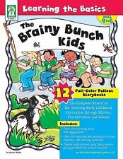 Learning the Basics?The Brainy Bunch Kids, Grades PK - 1: The Complete Resource