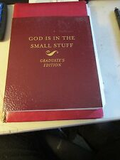 God Is in the Small Stuff : Graduate's Edition by Susan Bruce and Stan (2004,...