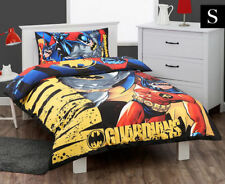 BATMAN & ROBIN GOTHAM SINGLE / US TWIN bed QUILT DOONA DUVET COVER SET NEW