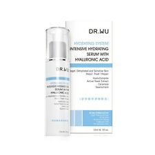 Dr.Wu Intensive Hydrating Serum With Hyaluronic Acid 15ml - R 玻尿酸保濕精華液