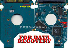 Toshiba MK1059GSM HDD2K51 Z G002825A 1TB Donor PCB + Firmware Transfer