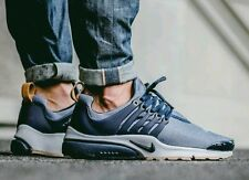 "Nike air presto premium ""denim pack"" running baskets gym casual-uk 10 (eu 45)"