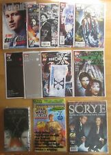 """""""Cool"""" X-FILES Card, Comic, etc. collection...Some MINT SEALED...FREE SHIPPING!!"""