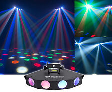 American DJ ADJ Monster Quad RGBWA LED DMX Moonflower Effect Light w/ Quad Lens