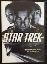 Star Trek (DVD, 2009) J J Abrams, Chris Pine, Zachary Quinto