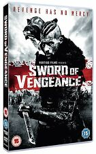 Sword Of Vengeance [DVD] [2015] Stanley Weber New Sealed