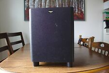 Klipsch Powered Subwoofer Home Theater Sub 8 100W