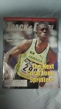 "2003 Track & Field News - Usain Bolt 1st Cover, ""Teen Sensation"", Jamaica - Nice"