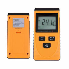 Digital LCD Electromagnetic Radiation Detector Meter Dosimeter Tester Counter FE