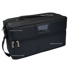 Professional Artist Hairdresser Multi-function Organizer Makeup Case Bag AZ1019