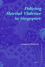 POLICING MARITAL VIOLENCE IN SINGAPORE - NEW PRE-LOADED AUDIO PLAYER BOOK