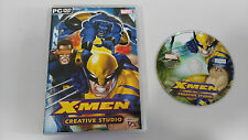 X-MEN JUEGO PARA PC DVD-ROM EN ESPAÑOL MARVEL CREATIVE STUDIO