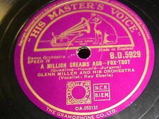 9/1R Glenn Miller - A Million Dreams Ago - Starlit Hour