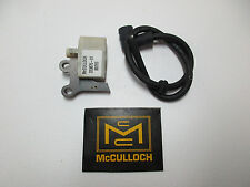 NEW McCulloch Chainsaw ignition Coil 605 3.7 610 650 800 850 10-10S 700 8200