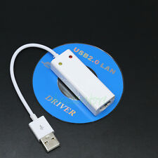 Micro USB 2.0 Ethernet RJ45 Network Lan Adapter Card For Tablet PC Computer