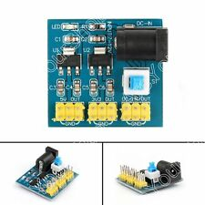 1x 3.3V 5V 12V Power Module Output Voltage Convertisseur DC to DC Pour Arduino