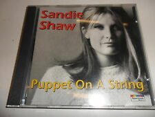 CD  Sandie Shaw - Puppet on a string