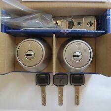 Mul T Lock MT5+ Deadbolt Hercular Double nickel Thumbturn 3 keys - BEST DEADBOLT