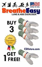 4x BreatheEasy Respiratory Aid & Lung Exerciser! BUY 3 GET 1 FREE Breathing