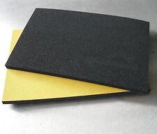 einseitig selbstklebende Zellkautschuk Matte 20mm Stärke 200x300mm Moosgummi
