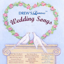 WEDDING SONGS-Drew's Famous-MARCH-Ave Maria-EVENT MUSIC-I Will Always Love You