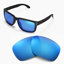 New Walleva Polarized Ice Blue Lenses For Oakley Holbrook